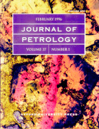 журнал Journal of Petrology